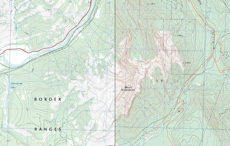Preview of Canada Topo