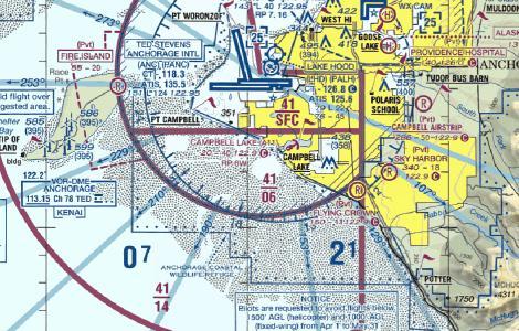 Preview of Aviation: VFR - TAC