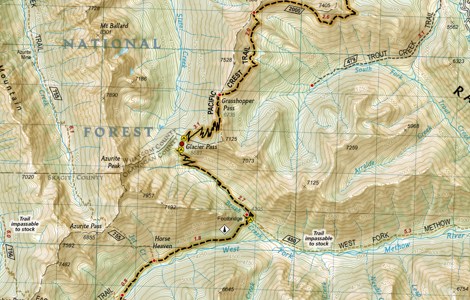 Preview of NatGeo Pacific Crest Trail